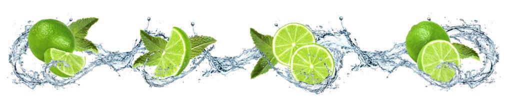 Limonki oblane wod