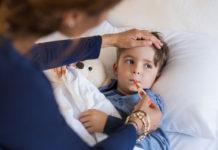 Jak radzić sobie z wysoką gorączką