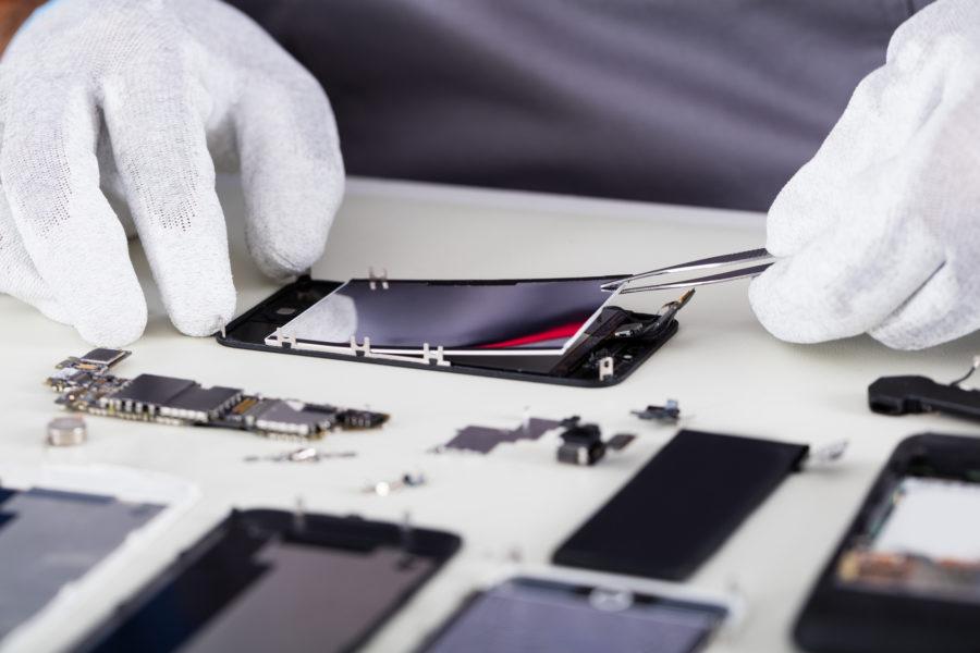 telefon komórkowy produkcja
